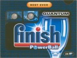 BEST EVER QUANTUM FINISH POWERBALL