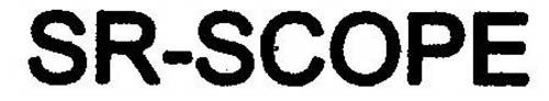 SR-SCOPE