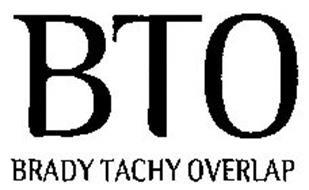 BTO BRADY TACHY OVERLAP