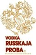 VODKA RUSSKAJA PROBA