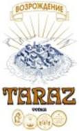 TARAZ VODKA
