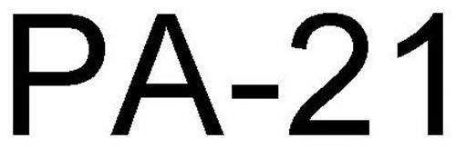 PA-21