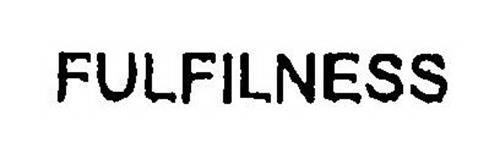 FULFILNESS