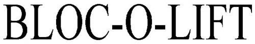 BLOC-O-LIFT