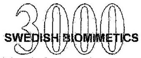 3000 SWEDISH BIOMIMETICS