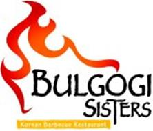 BULGOGI SISTERS KOREAN BARBECUE RESTAURANT
