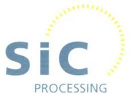 SIC PROCESSING