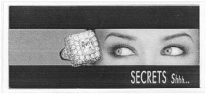 SECRETS SHHH...