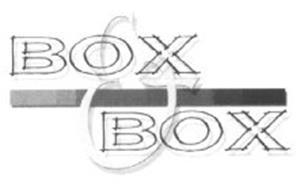 BOX & BOX