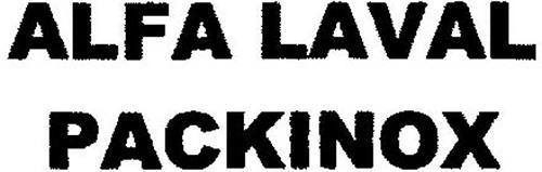 ALFA LAVAL PACKINOX