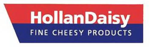HOLLANDAISY FINE CHEESY PRODUCTS Trademark of Interfood Vonk