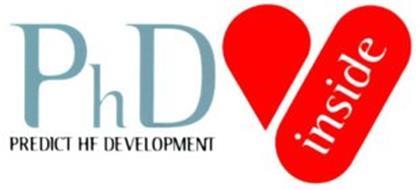PHD INSIDE PREDICT HF DEVELOPMENT