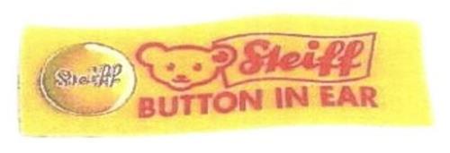 STEIFF STEIFF BUTTON IN EAR
