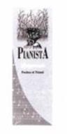 PIANISTA PRODUCT OF POLAND