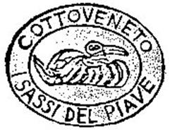 COTTOVENETO I SASSI DEL PIAVE Trademark of SILCART SPA Serial Number ...