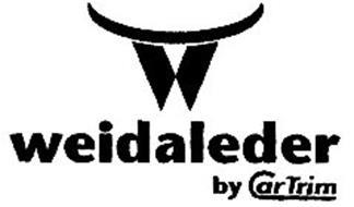 WEIDALEDER BY CARTRIM