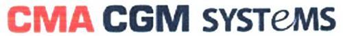 CMA CGM SYSTEMS