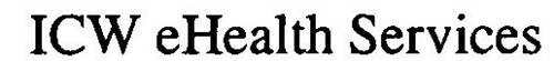 ICW EHEALTH SERVICES