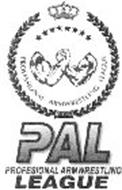 PAL PROFESIONAL ARMWRESTLING LEAGUE
