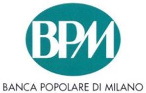 BPM BANCA POPOLARE DI MILANO