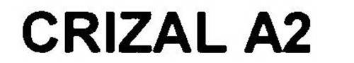 CRIZAL A2