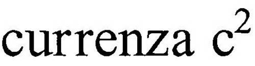 CURRENZA C²