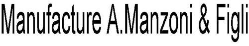 MANUFACTURE A.MANZONI & FIGLI