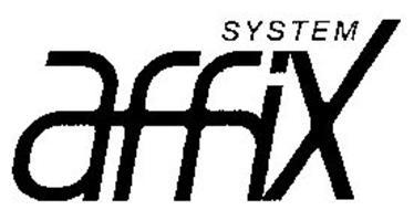 AFFIX SYSTEM