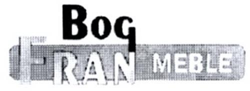 BOG FRAN MEBLE