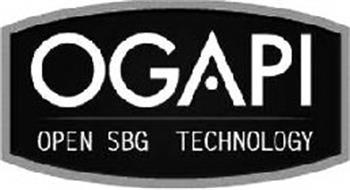 OGAPI OPEN SBG TECHNOLOGY