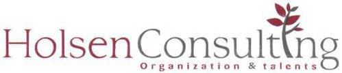 HOLSEN CONSULTING ORGANIZATION & TALENTS