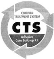 CERTIFIED TREATMENT SYSTEM CTS ADHESIVE CORE BUILD-UP KIT