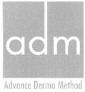 ADM ADVANCE DERMA METHOD
