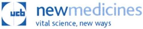 UCB NEWMEDICINES VITAL SCIENCE NEW WAYS
