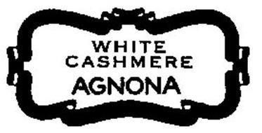 WHITE CASHMERE AGNONA