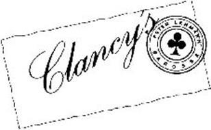 CLANCY'S PETER LEHMANN BAROSSA