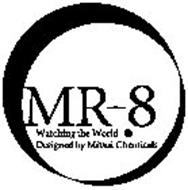 MR-8 WATCHING THE WORLD . DESIGNED BY MITSUI CHEMICALS