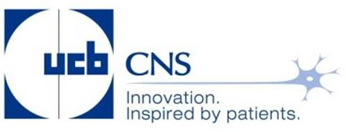 UCB CNS INNOVATION INSPIRED BY PATIENTS.