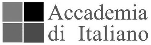 ACCADEMIA DI ITALIANO