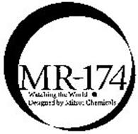 MR-174 WATCHING THE WORLD . DESIGNED BY MITSUI CHEMICALS