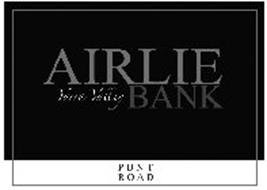 AIRLIE YARRA VALLEY BANK