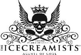 THE ICECREAMISTS AGENTS OF COOL BOUTIQUE ICECREAM LIBERATING THE WORLD ONE CLICK AT A TIME