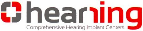 HEARING COMPREHENSIVE HEARING IMPLANT CENTERS