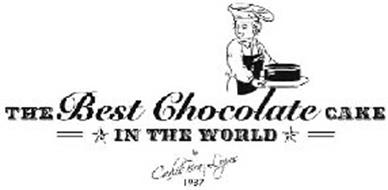 THE BEST CHOCOLATE CAKE IN THE WORLD BYCARLOS BRAZ LOPES 1987