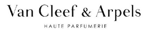 VAN CLEEF & ARPELS HAUTE PARFUMERIE