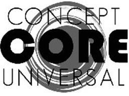 CONCEPT CORE UNIVERSAL