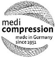 MEDI COMPRESSION MADE IN GERMANY SINCE 1951