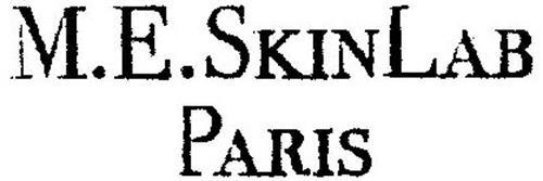 M.E.SKINLAB PARIS
