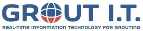 GROUT I.T. REAL-TIME INFORMATION TECHNOLOGY FOR GROUTING