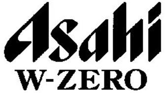 ASAHI W-ZERO